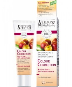 Crema Colorata BB Cream Anti-Age 8in1 LAVERA NEW
