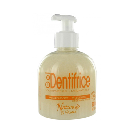 Dentifricio Gel Agrumi Naturado 300ml