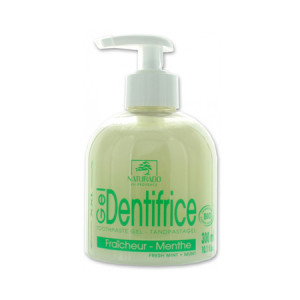 Dentifricio Gel Menta Dolce Naturado 300ml