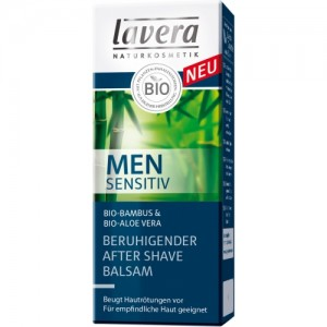 Balsamo Gel Dopobarba Men Care Lavera