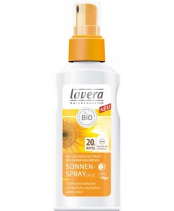 Spray Solare SPF20 LAVERA 125ml