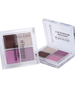 Ombretto Quattro Natural BENECOS Eyeshadow