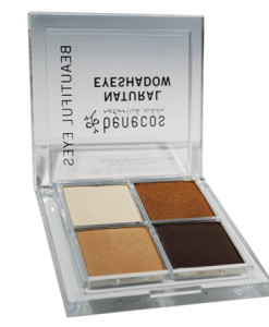 Ombretto Quattro Natural Coffee&Cream BENECOS Eyeshadow