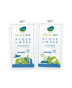 Travel Kit ACQUA di MARE - BJOBJ
