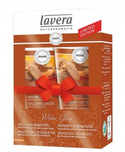 Cofanetto Regalo LAVERA Brazil Nut LIMITED EDITION