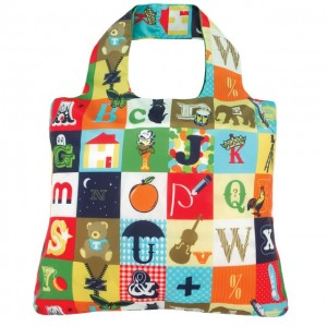 Shopping Bag ABC kids series Envirosax