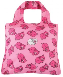 Shopping Bag PIGGY IN THE MIDDLE kids series Envirosax