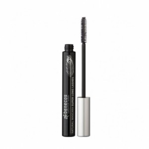 Mascara Maximum Lenght Carbon Black BENECOS
