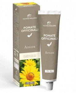 Pomata Officinale all'Arnica Victor Philippe ANTINFIAMMATORIA