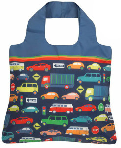 Shopping Bag CARS kids series Envirosax