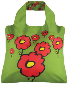 Shopping Bag FLOWER POWER kids series Envirosax