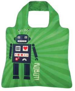 Shopping Bag ROBOT kids series Envirosax